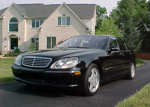2001 for 2001 mercedes benz s600